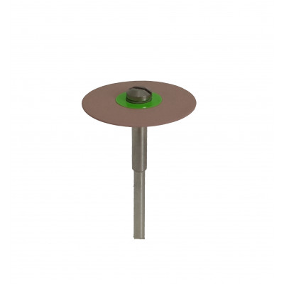 """Диск """"NAIS"""", для роботи з металом і керамікою, 0.6мм, рожевий, 1шт UL22MD"""