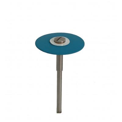 """Диск """"NAIS"""", для роботи з керамікою і металом, 3мм, синій, 1шт UL22Cd."""