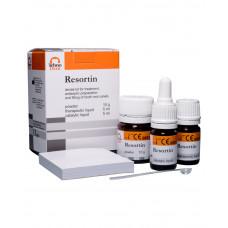 Резортін для лікування, антисептичної обробки та пломбуваня кореневих каналів ( 10гр+5мл)