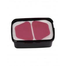 Світло полімерні пластини д/інд. ложок Omega-TRAY, rose 50st